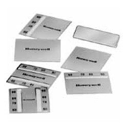 Pneumatic Thermostat Window Inserts<br>(Satin Chrome Cover) Product Image