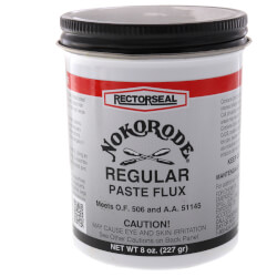 Nokorode Regular Paste Flux in Tool Box (8 oz.) Product Image