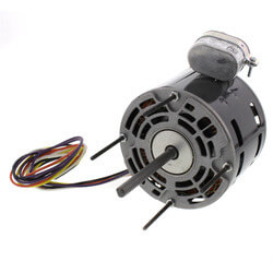 "5"" 21/29 Frame Motor (115/208-230V, 1/10 HP 1550 RPM) Product Image"