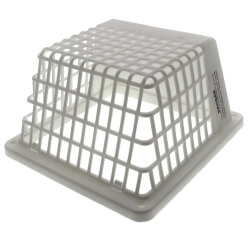 Universal Hinged Vent Guard Product Image