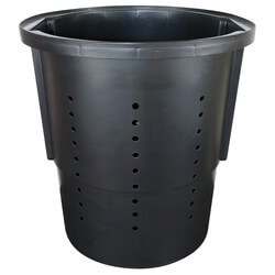 "18"" x 22"" Polythylene Basin Product Image"