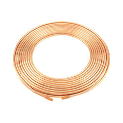 """1/4"""" x 100' Type K<br>Copper Tubing Coil Product Image"""