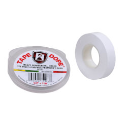 "Multipurpose Heavy Industrial Tape Dope<br>1/2"" x 750"" Product Image"