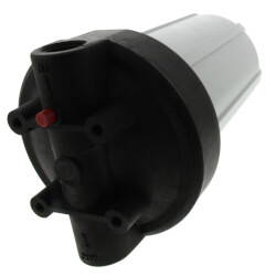 "W10-PR, 1"" Heavy-Duty Housing with Pressure Relief Button Product Image"