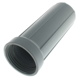 Slim Line Grey Sump<br>for W38, WCCF, WCMR<br>& WLCS-500 Product Image