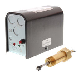 PSE801-U-120, Electronic 120V LWCO w/ Auto Reset w/ Ext. Barrel (Steam) Product Image