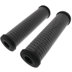 W5CIP, Activated Carbon Impreg. Cellulose Drinking Water Filter Cartridge (2 Pack) Product Image