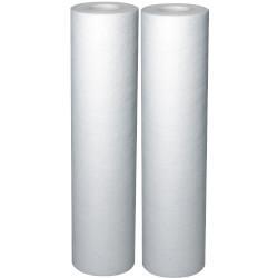 W25P,Spun Polypropylene Fibers Sediment Filter Cartridge (25 Microns) Product Image