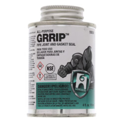Grrip Thread Sealant (4 oz.) Product Image