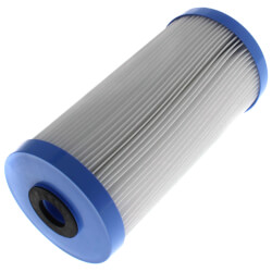 W30PEHD, Pleated Polyester Heavy-Duty Cartridge (30 Microns) Product Image