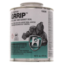Grrip Thread Sealant (16 oz.) Product Image
