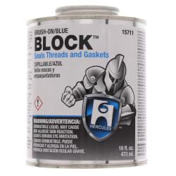 16 oz. Block (screw cap with brush) Product Image