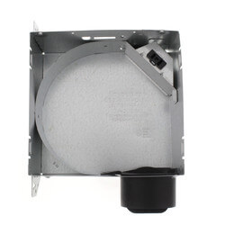 Economy Fan Housing Pack w/ Plastic Duct Connector Product Image