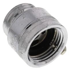 "3/4"" V-3C Hose Bibb Vacuum Breaker w/ Locking Screw, Chrome Plated (LF) Product Image"