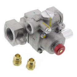 """1/2"""" NPT Valve Assembly w/ Magnet Product Image"""