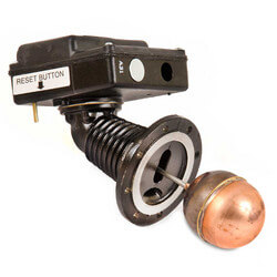 150S-M-HD, Head for Float Combo LWCO Pump Ctrl <br>w/ Man. Reset (Steam) Product Image