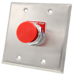 Push Button Emergency Stop Product Image