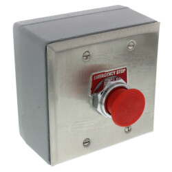 Surface Mounted Emergency Stop Control Station Product Image
