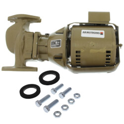 S-25 AB Bronze In-Line Pump, 1/12 HP (Lead Free) Product Image