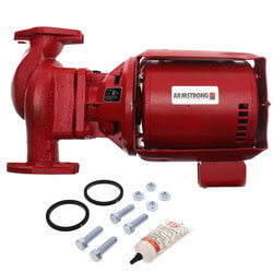 H-32 BF Cast Iron In-Line Pump, 1/6 HP Product Image