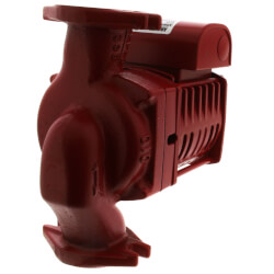 ARMflo E11.2 Cast Iron Circulator, 0-45 GPM Flow Product Image