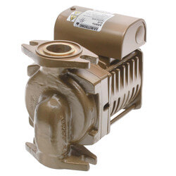 ARMflo E8.2B Bronze Circulator, 0-38 GPM Flow Product Image