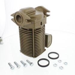 ARMflo E14.2B Bronze Circulator, 0-52 GPM Flow Product Image