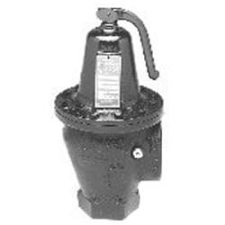 260-1-1/2-30, Relief Valve<br>1-1/2 NPT, 30 psi<br>(2.1 kg/cm2) Product Image