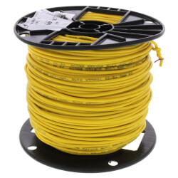 Yellow Burial Tracer Wire, 14 Gauge (500 ft.) Product Image