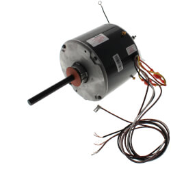 "5.6"" TEAO PSC Condenser Fan Motor (208-230V, 1/4 HP, 1075 RPM) Product Image"