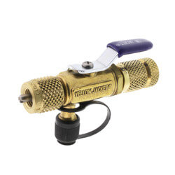 """4-in-1 Valve and Core Tool w/ side port (1/4"""") Product Image"""