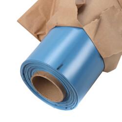 4' x 40' Blue PVC Shower Pan Liner Product Image