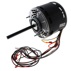"5.6"" PSC Direct Drive Fan/Blower Motor (208-230V, 1/3 HP, 1075 RPM) Product Image"