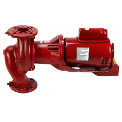 "3/4 HP e611S Series e-60 Bronze Fitted 2"" x 5-1/4"" In-Line Pump (1 PH, 115/208-230V) Product Image"