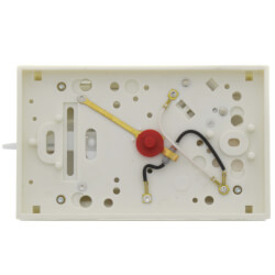 Non-Programmable 1H/1C Mechanical Thermostat<br>3-Wire Zone Mount plate Product Image