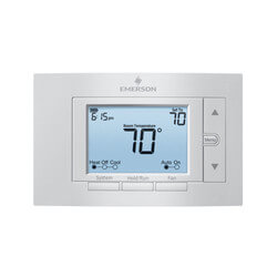 "5"" Display Universal Non-Programmable Thermostat, 2 Heat/2 Cool Product Image"