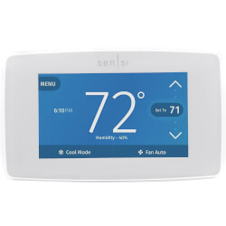 Sensi Touch Wi-Fi Programmable Thermostat for Smart Home, 4H/2C Product Image