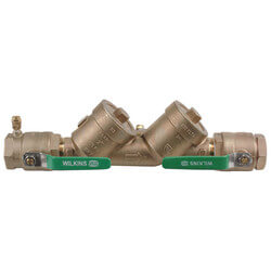 """2"""" Wilkins 950XLT2 Double Check Valve Assembly (Lead Free) Product Image"""