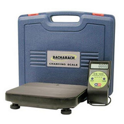 CS-100 Refrigerant Charging Scale<br>(330 lb. Capacity) Product Image