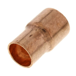 """3/4"""" x 5/8"""" OD ACR Copper Coupling Product Image"""