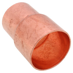 """1-5/8"""" x 1-3/8"""" OD ACR Copper Coupling Product Image"""