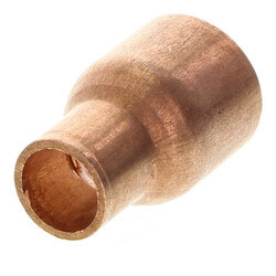 """1-5/8"""" x 5/8"""" OD ACR Copper Coupling Product Image"""