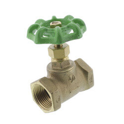"3/4"" Stop Valve (Lead Free, IPS) Product Image"
