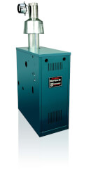 202E 28,000 BTU Output, Chimney Vented, Cast Iron Water Boiler (NG) Product Image