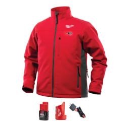 M12 Red Toughshell Jacket Kit (Extra Large) Product Image