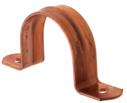 "1-3/8"" OD ACR Copper Tube Strap Product Image"