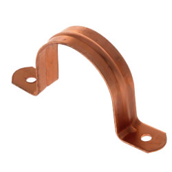 "1-5/8"" OD ACR Copper Tube Strap Product Image"