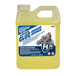 32 oz. Break-Thru Liquid Glug Drain Opener for Bathroom Product Image