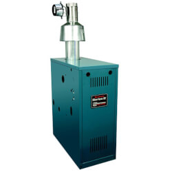 204E 76,000 BTU Output, Chimney Vented, Cast Iron Water Boiler (NG) Product Image