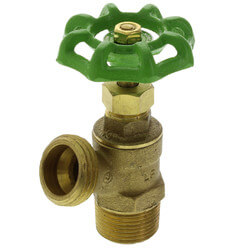"""3/4"""" Boiler Drain<br>(Lead Free) Product Image"""